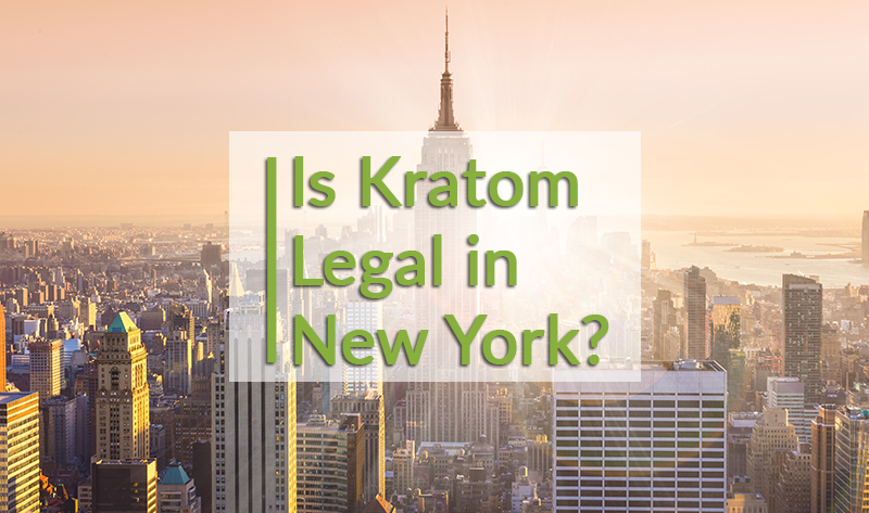 Kratom Legality Is Kratom Legal New York State