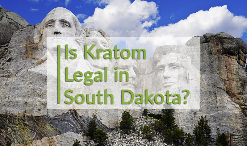 Is kratom legal in South Dakota