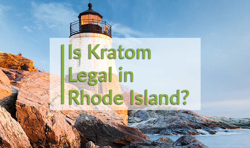 Is kratom legal in Rhode Island