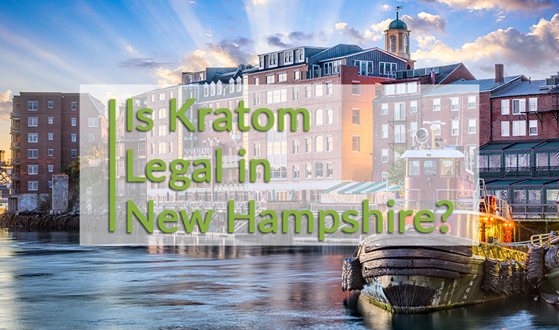 Is kratom legal in New Hampshire