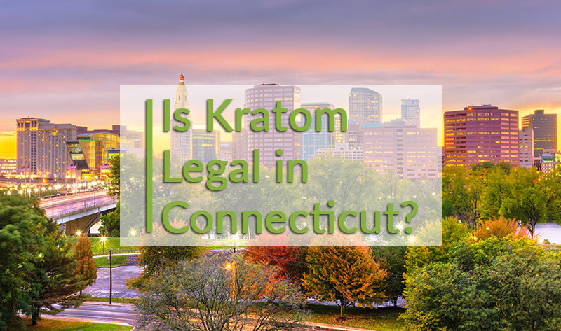 Is kratom legal in Connecticut